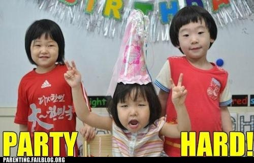 birthday party party hard - 6531801856