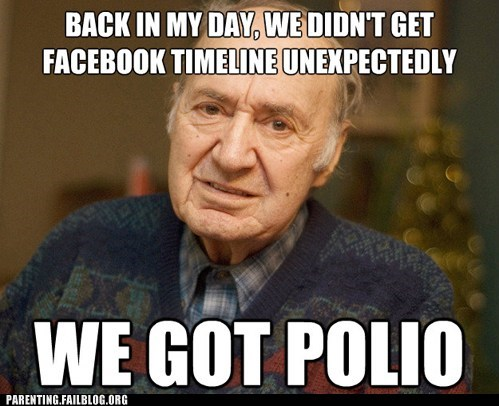 back in my day facebook nostalgia polio - 6531964928