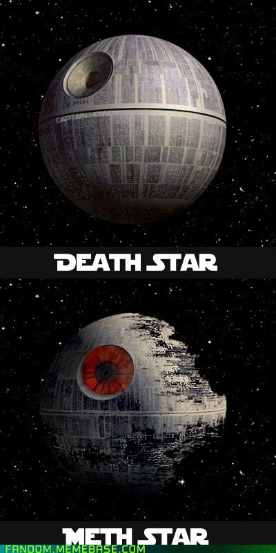 Death Star meth movies scifi star wars - 6531998464
