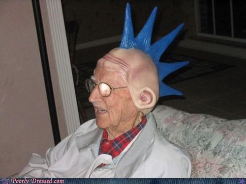 costume mohakw old man - 6532005376
