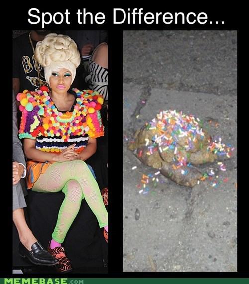 nicki minaj sprinkles thats-racist - 6532021248