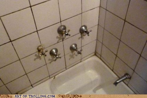 bath faucets IRL water wtf - 6532122880