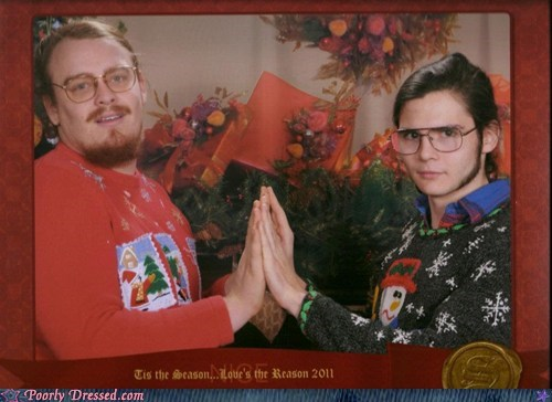 christmas card,christmas sweaters,hipsters