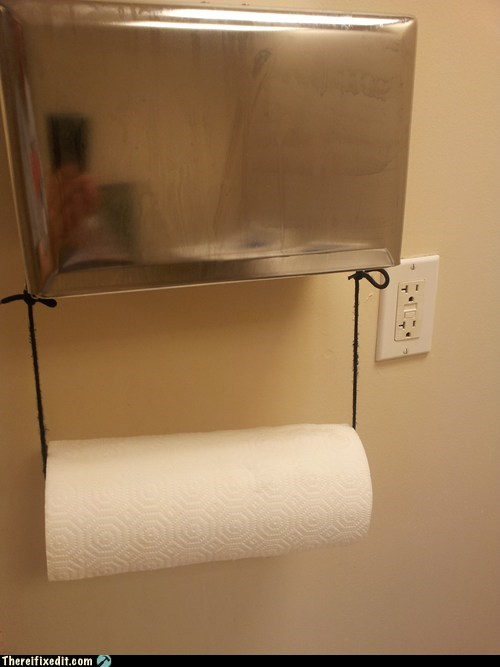 paper towel towel dispenser