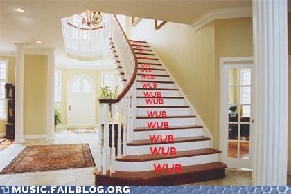 dubstep stairs wub - 6532299008