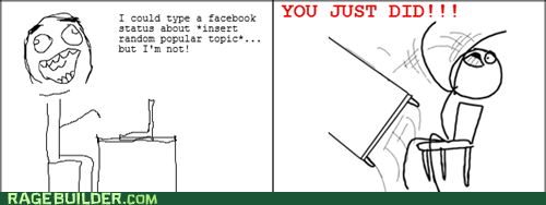 facebook Hypocrisy table flipping - 6532314880