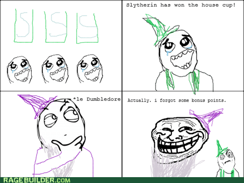 dumbledore Harry Potter troll - 6532411904