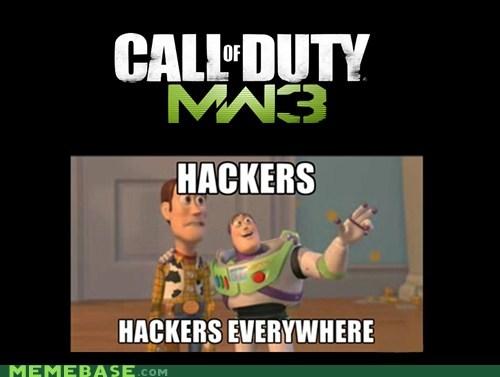 Modern Warfare 3 Aim botter
