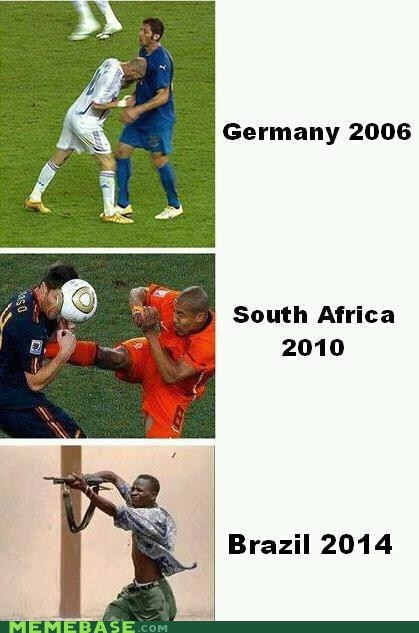 brazil Germany South Africa sports world cup - 6532484864
