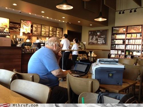 labor day printer Starbucks - 6532590592