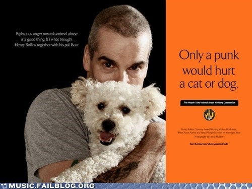 animal rights henry rollins - 6532599296