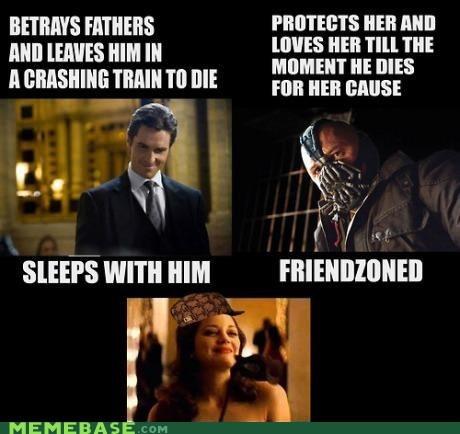 bane,batman,friendzone,talia-alghul
