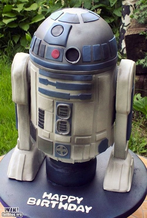 cake food nerdgasm r2d2 star wars - 6532723712