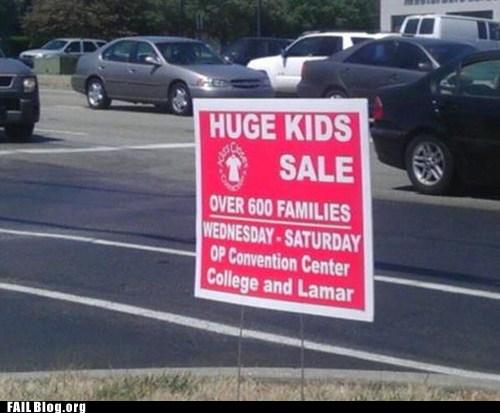 fat sale sign wording - 6532729344