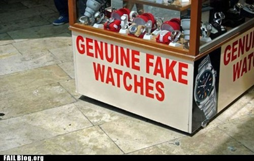 fake knockoff sale watch