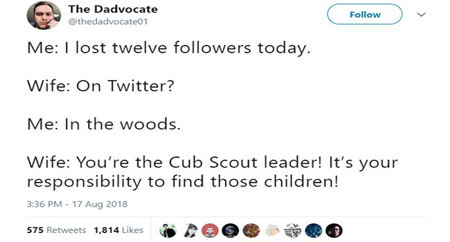 the best tweets from parents last week
