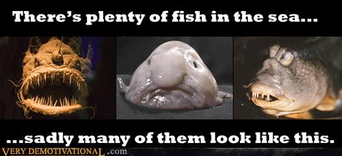 eww fish scary - 6533220608
