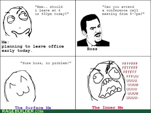 work,rage