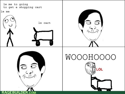 grocery stores,lol,shopping carts