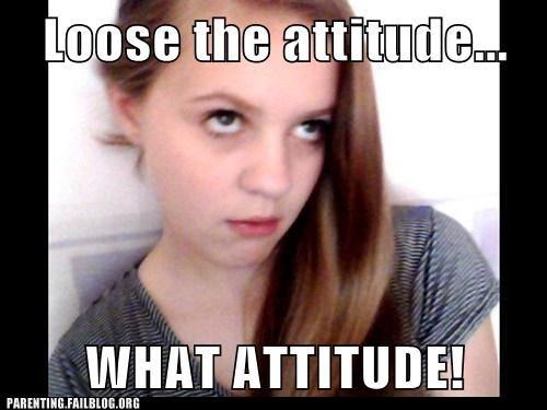 attitude,daughter
