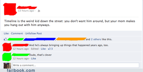 facebook timeline,timeline,weird kid
