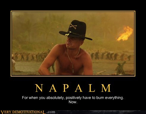 Apocalypse Now napalm - 6534156544