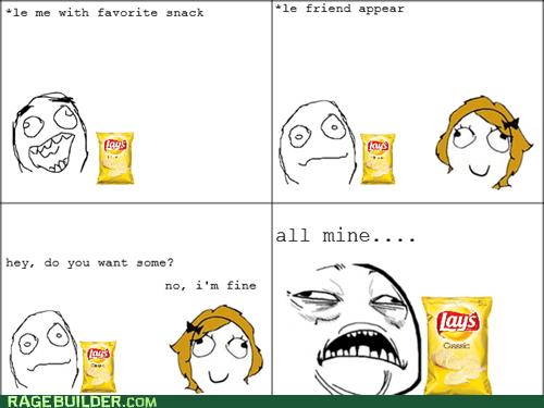 me gusta friends snacks - 6534162176