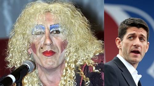 dee snider,poor lil paul ryan,Twisted Sister