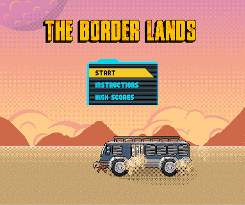 16-bit awesome borderlands oldschool - 6534429440