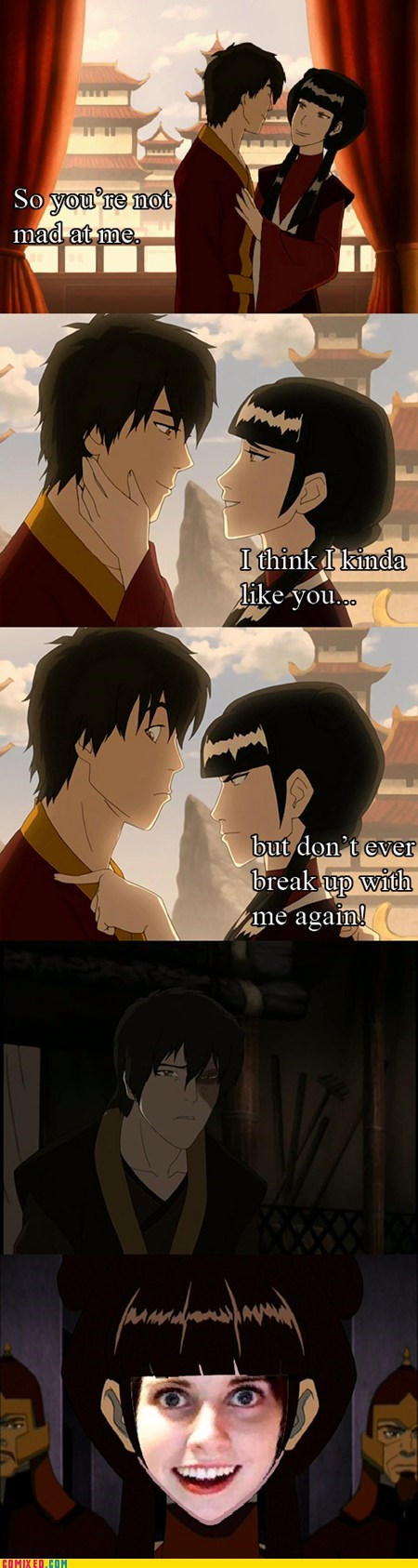 cartoons korra overly attached girlfrend the internets TV - 6534610176