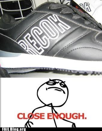 Close Enough knockoff rebok shoes - 6534647808