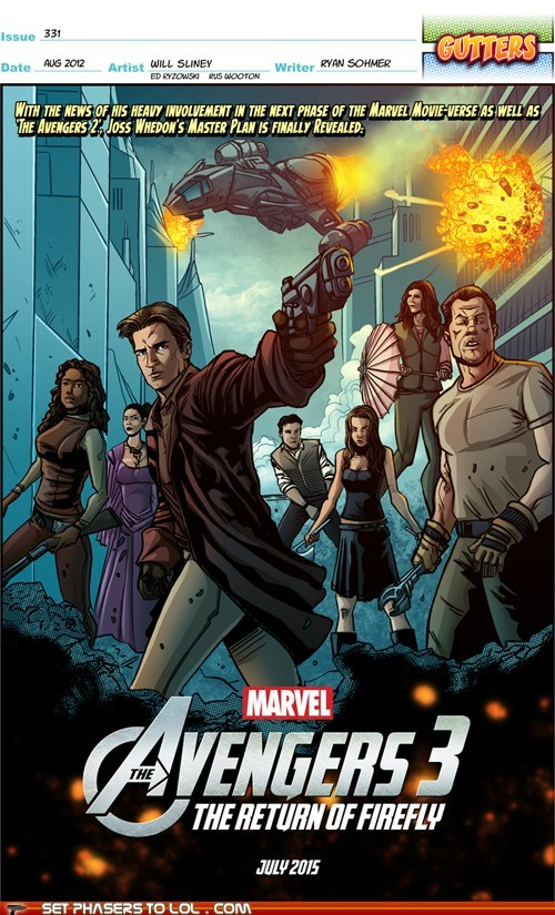 avengers captain malcolm reynolds comics Firefly jayne cobb Joss Whedon Kaylee please river tam secret - 6534807808