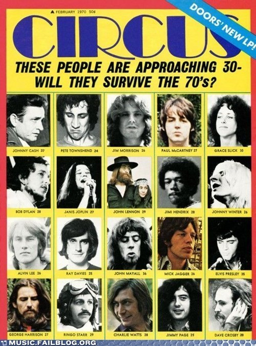 circus magazine classic rock the 70s - 6534836480