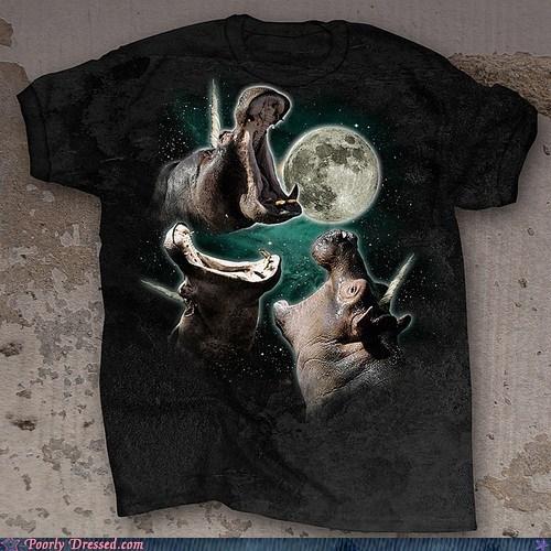 hippos T.Shirt - 6534840576
