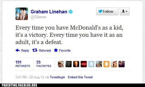 McDonald's,tweet