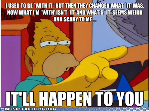 abe simpson,the simpsons,with it