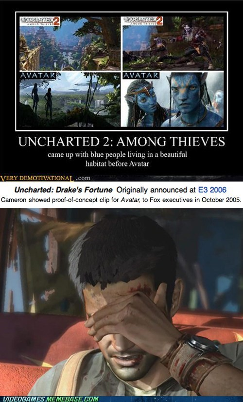 Avatar nathan drake uncharted - 6534957312