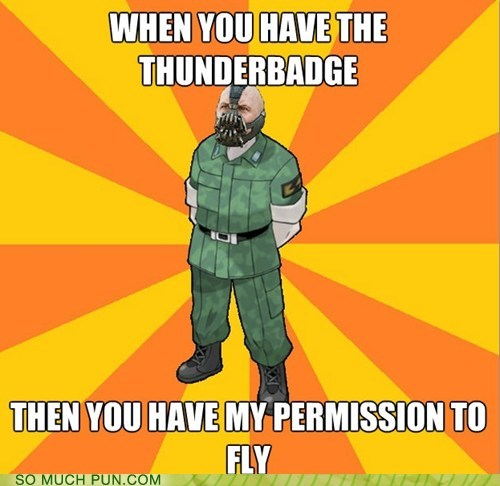 bane fly lt-surge Pokémon quote rhyming shoop the dark knight rises thunder bage