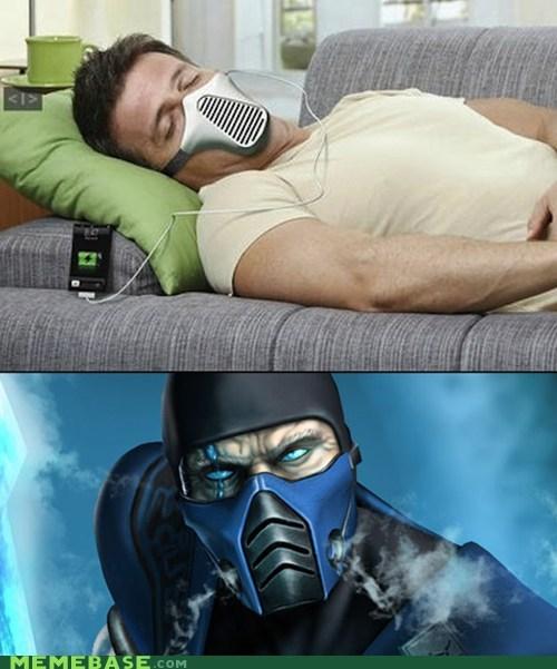 iphone Mortal Kombat subzero wtf - 6535016704