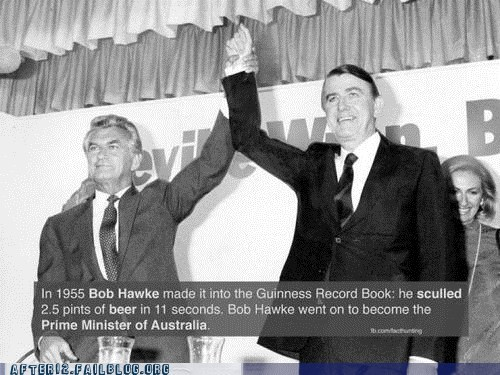 australia guinness record book noice prime minister - 6535019008