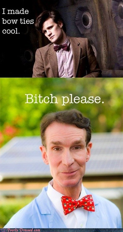 bill nye,bow ties
