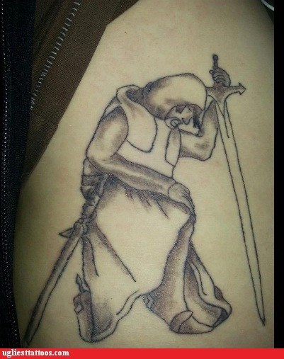 knight sword - 6535259392