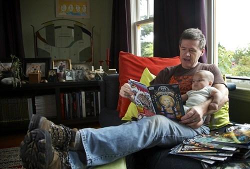 baby charity comics DC help karl kesel - 6535274240