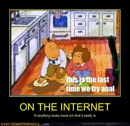 arthur,bad idea,DW,internet