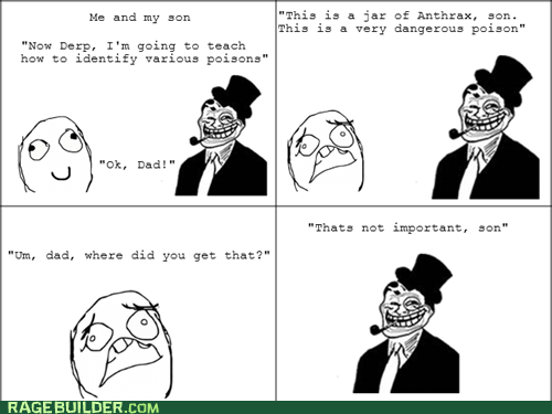 anthrax parenting troll dad - 6535691264