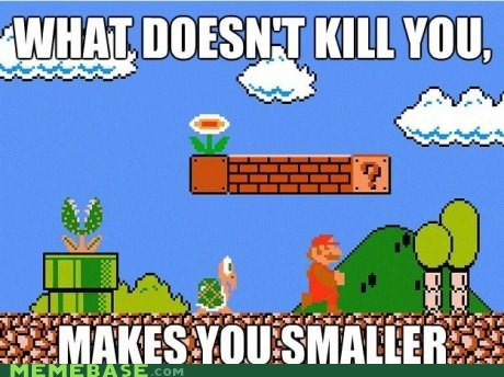 annie,hard knock life,mario,what-doesnt-kill-you