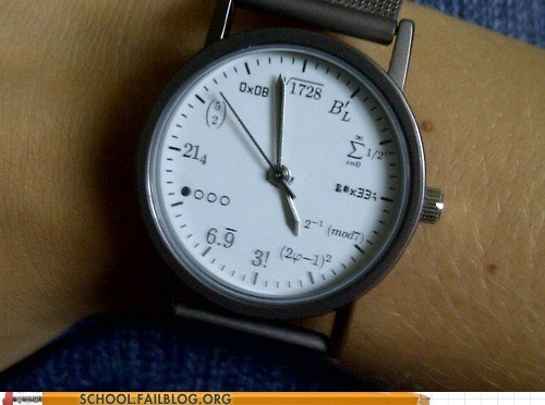 math school swag watch what time is - 6535905792