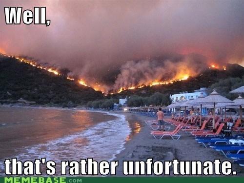 fire smoke sun unfortunate - 6536056832