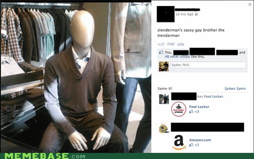 mannequin,slenderman,trenderman