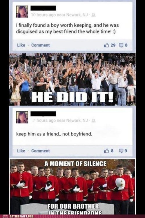 friendzone he did it so close - 6536236032